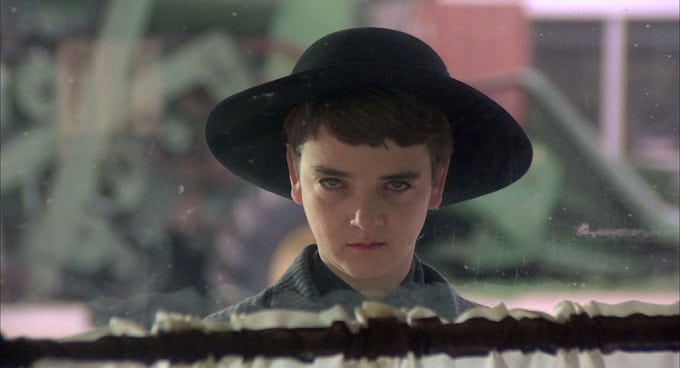 Children of the Corn: John Franklin as Isaac