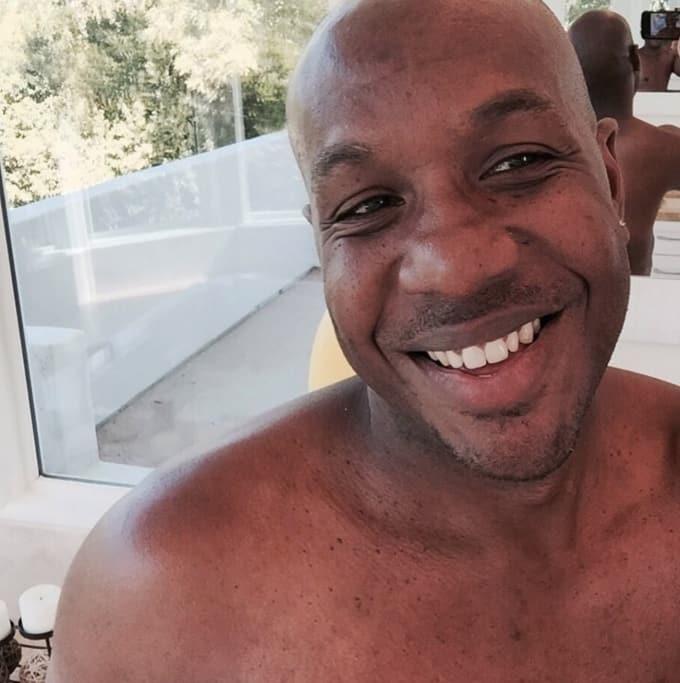 Black Pornstars Male 37