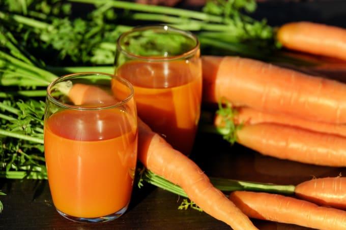 Detox Carrot Drink