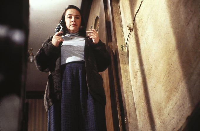 Misery: Kathy Bates as Annie Wilkes
