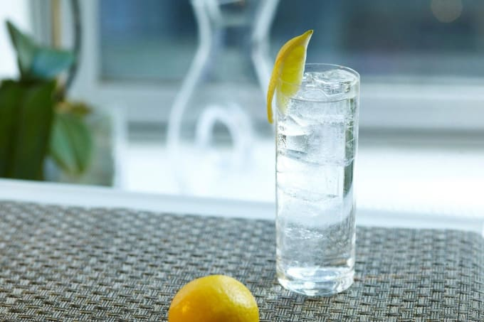 Vodka + Diet Soda: 60 - 90 Calories (Per Glass)
