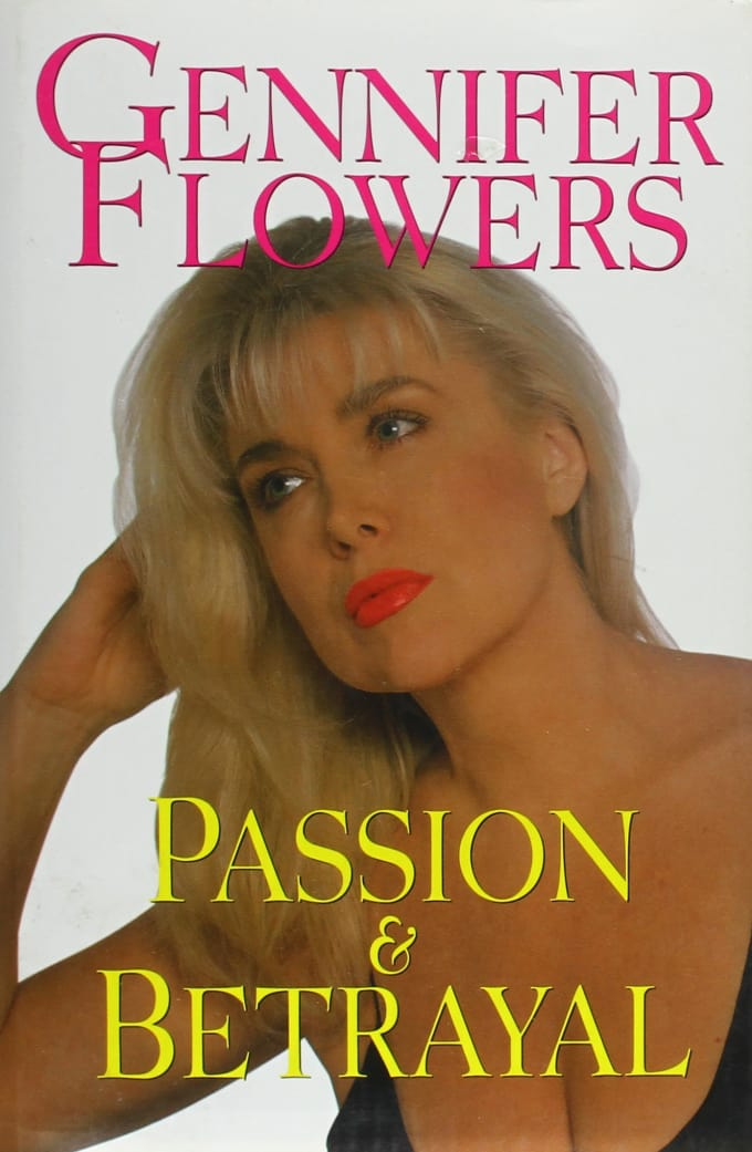 Passion & Betrayal by Gennifer Flowers