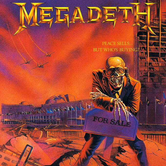 Peace Sells... But Who's Buying? - Megadeth