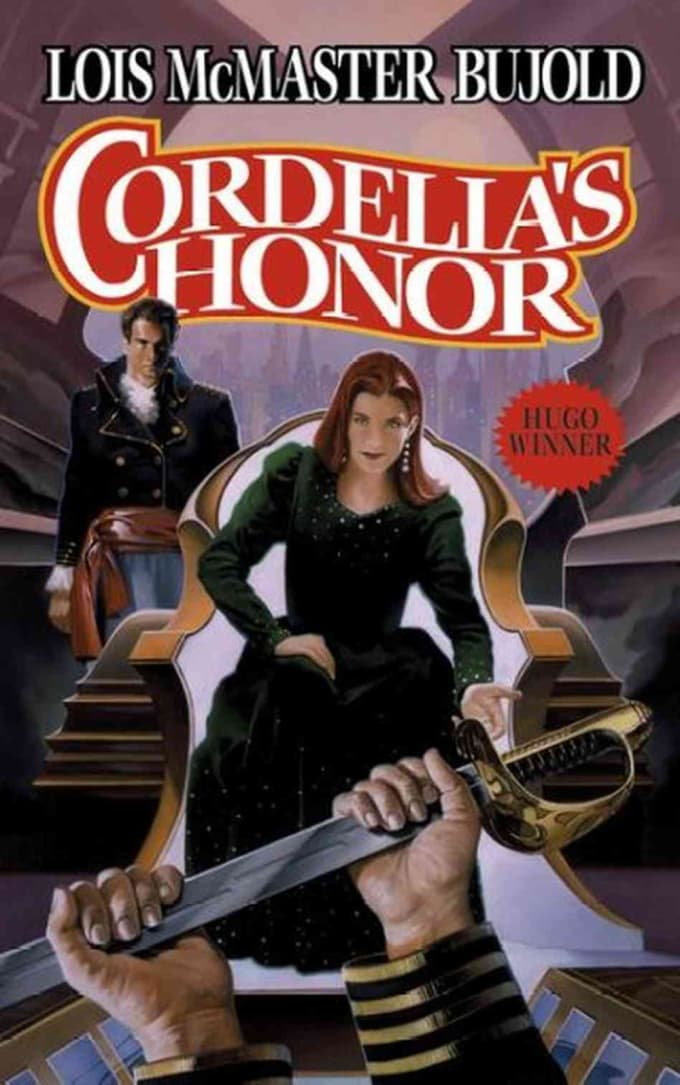 Cordelia Naismith from Cordelia's Honor