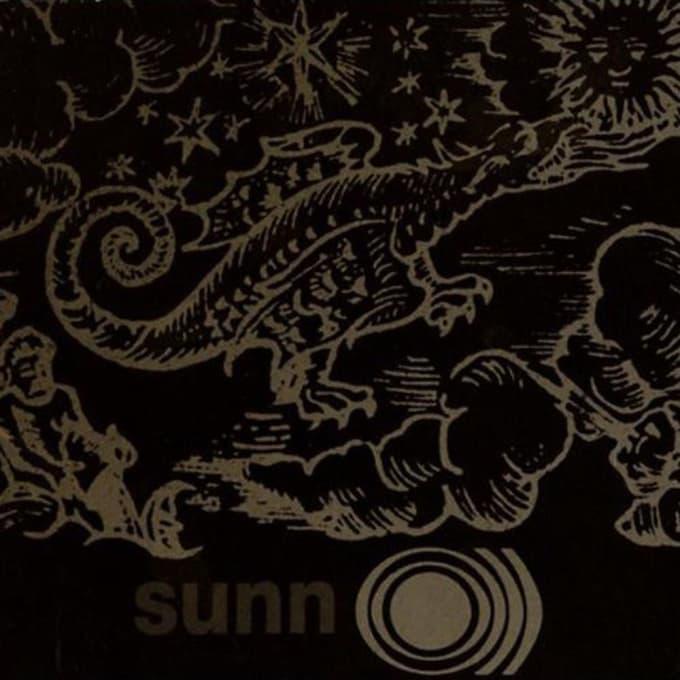 Flight of the Behemoth - Sunn 0)))