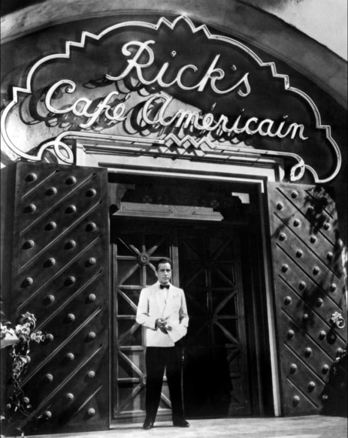 Rick's Cafe Americain - Casablanca