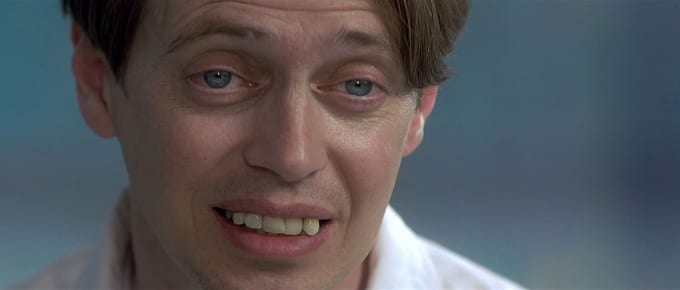Con Air: Steve Buscemi as Garland Greene