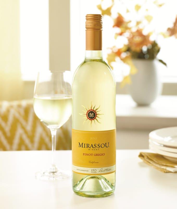 Mirassou Pinot Grigio (California)