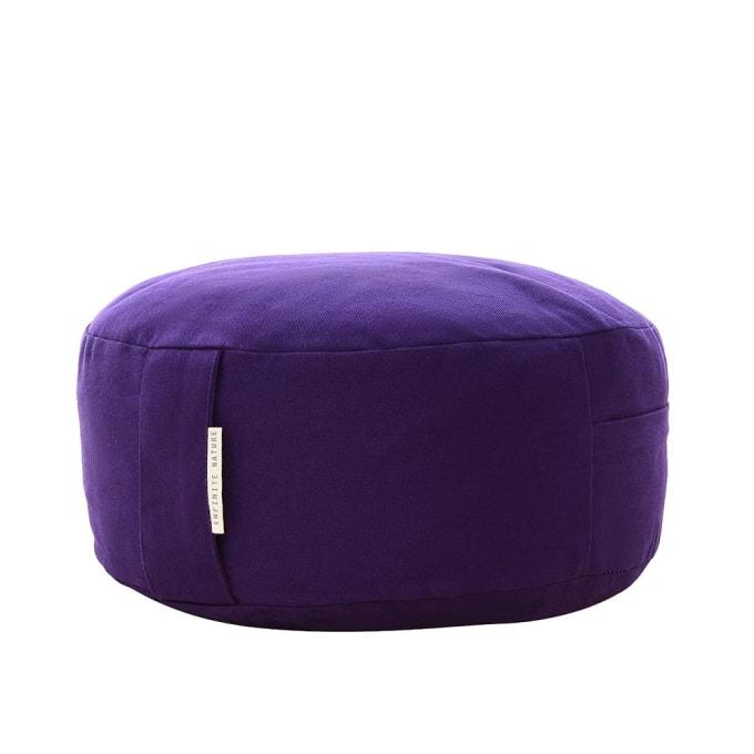Zafu Meditation Cushion by  Infinite Nature