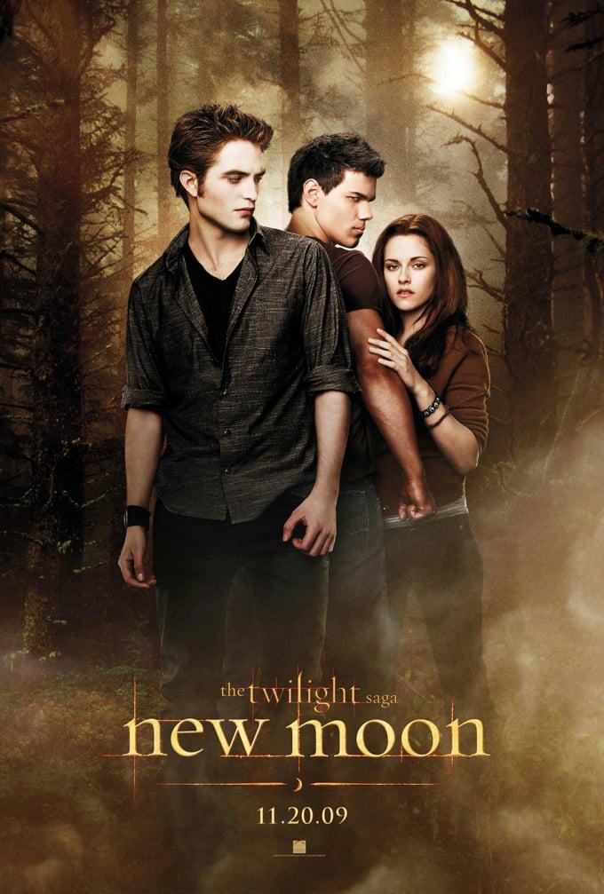The Twilight Saga: Edward X Bella X Jacob