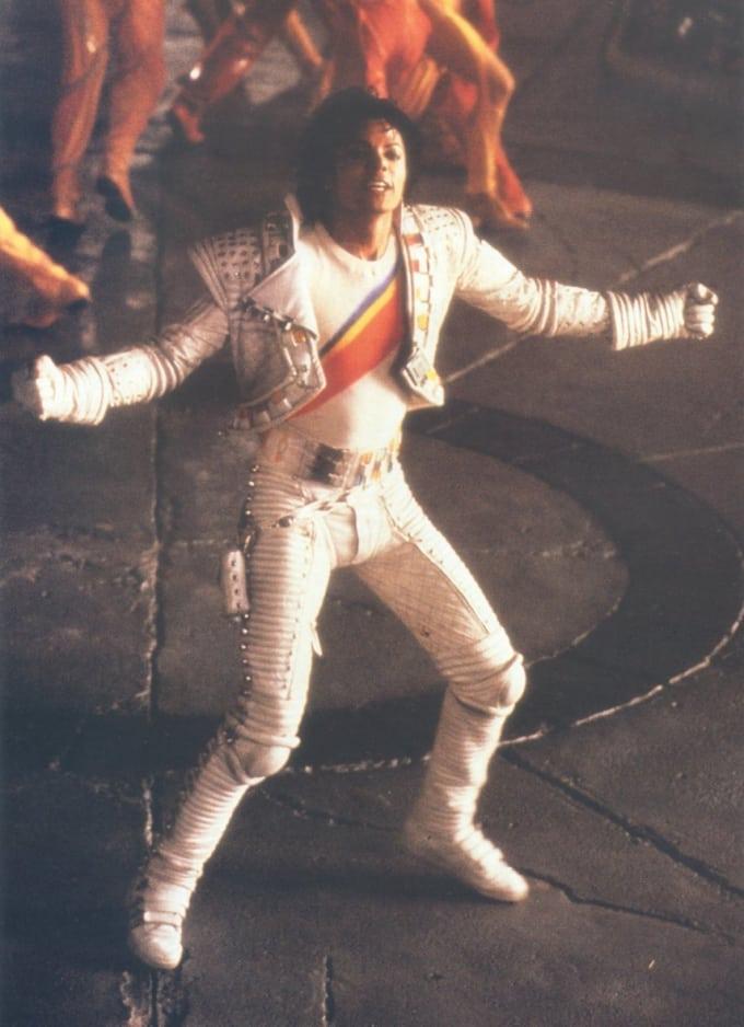 Michael Jackson, Dancing