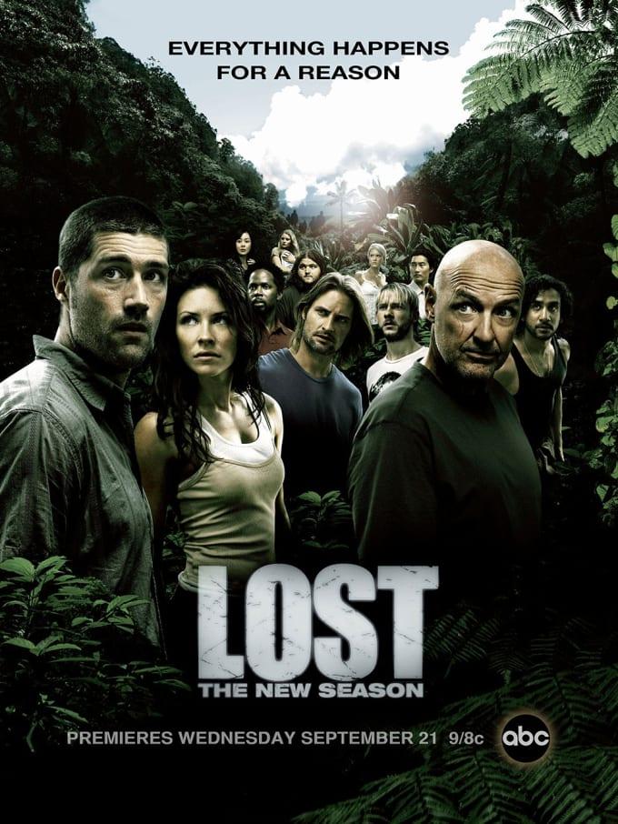 Lost: Jack X Kate X Sawyer