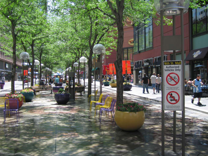 The 16th Street Mall Hotel - Denver, CO