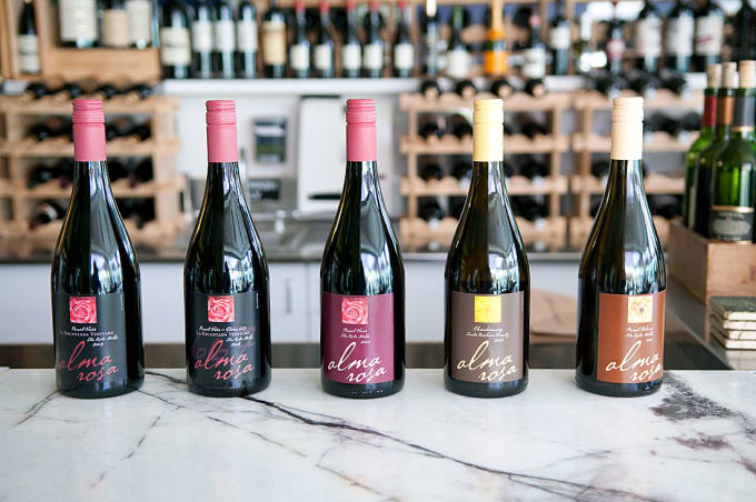 Alma Rosa Winery and Vineyards
