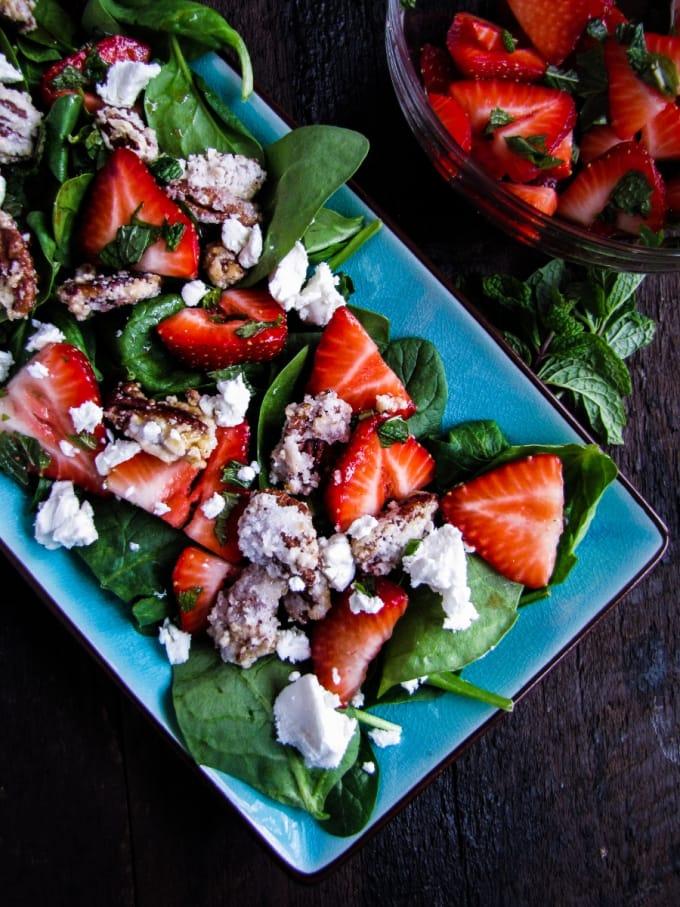 Spa-Style Salads