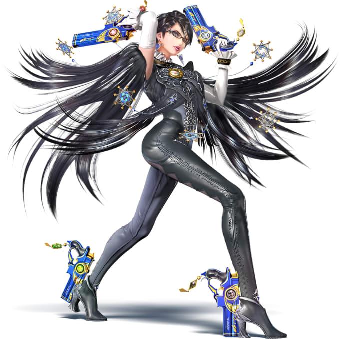 Image via Bayonetta Wiki