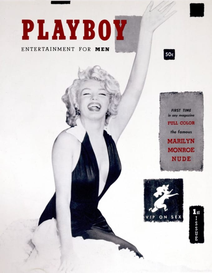 Playboy's First Issue