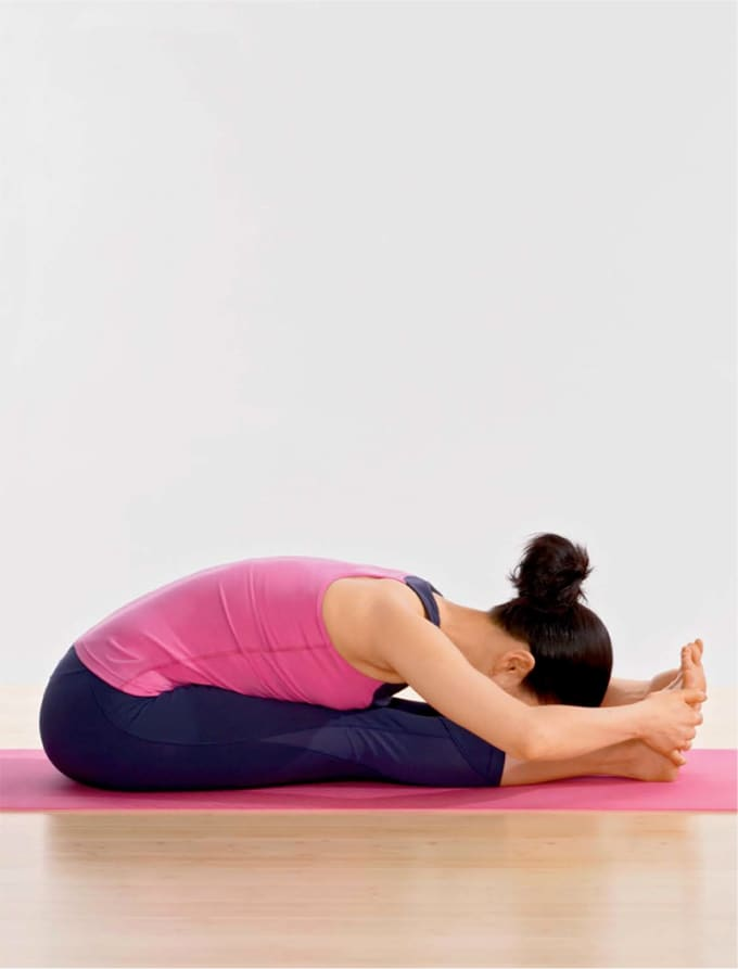 yoga position for back pain relief