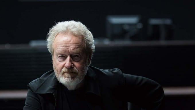 Ridley Scott, director of Alien: Covenant.