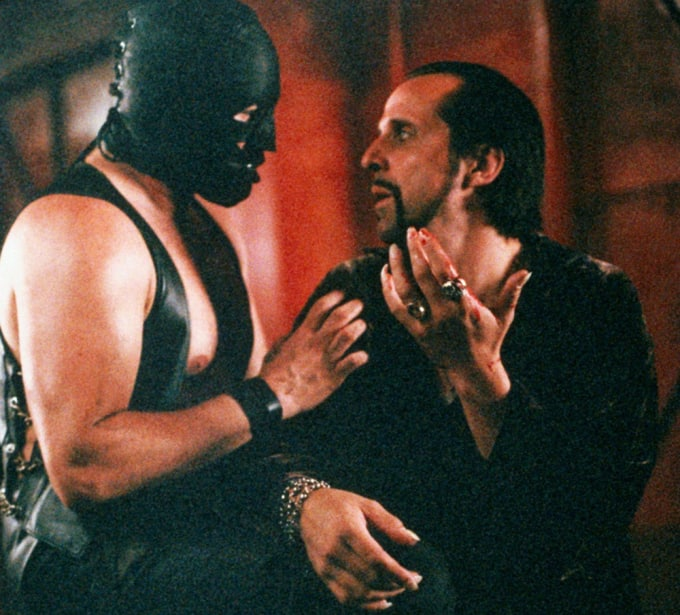 8MM: Peter Stormare as Dino Velvet
