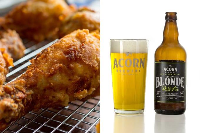 Chicken + Blonde Ales
