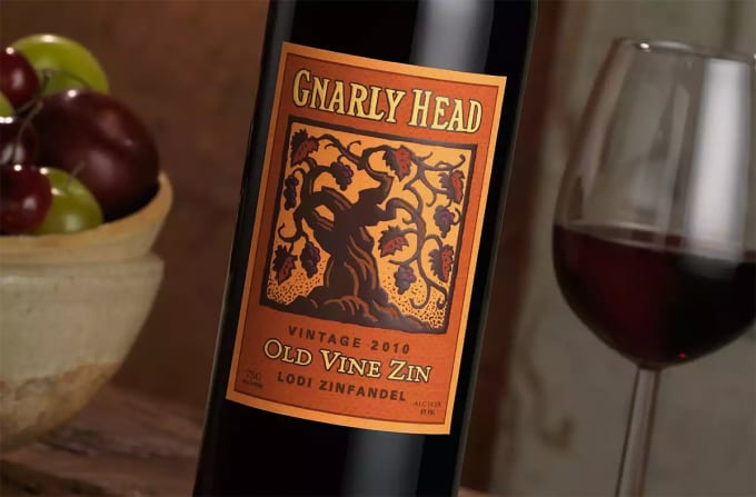Gnarly Head Old Vine Zinfandel (California)