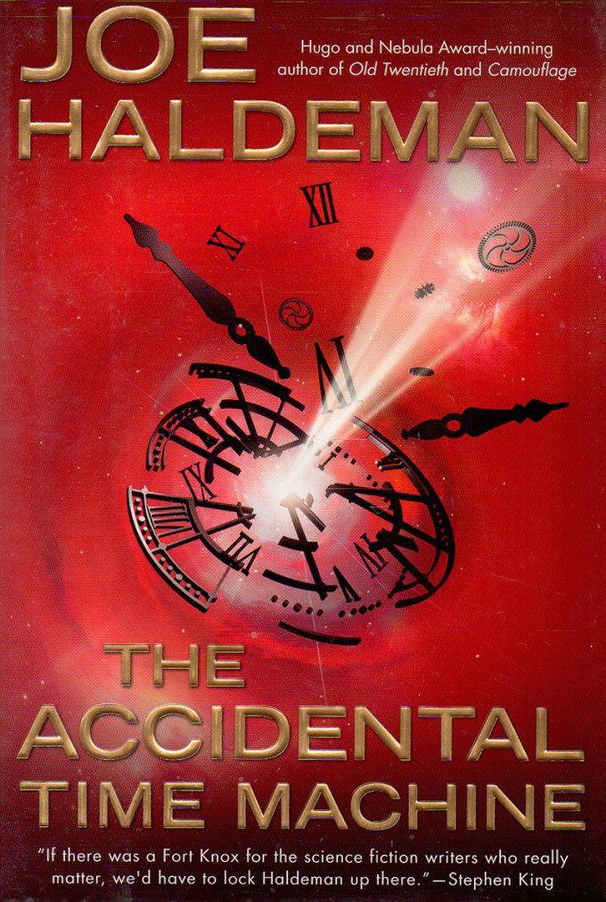 The Accidental Time Machine by Joe Haldeman