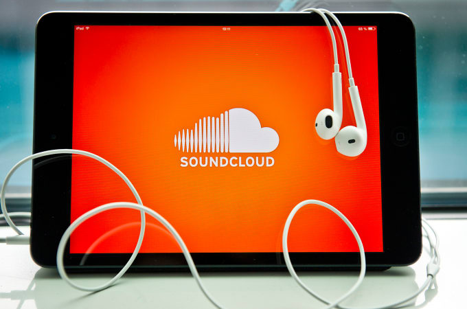 YouTube and Soundcloud