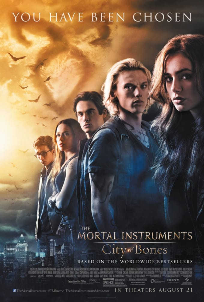 The Mortal Instruments: Jace X Clary X Simon