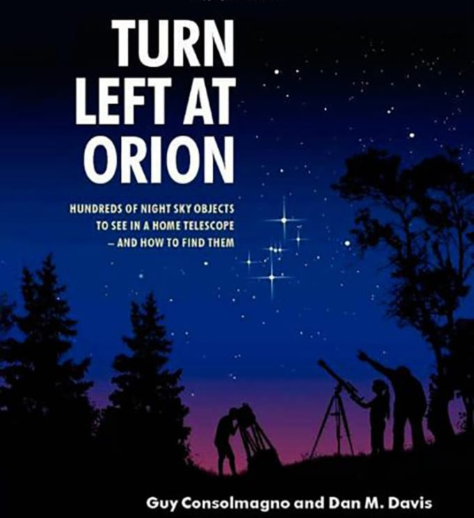 Turn Left at Orion by Guy Consolmagno and Dan M. Davis
