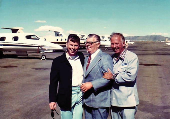 Bill Lear Family Photo