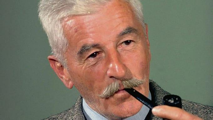 Faulkner drank heavily throughout his life