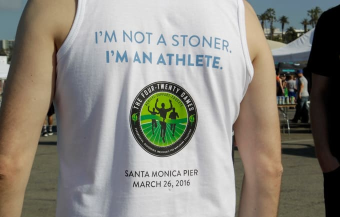 Decreasing that stoner stigma is a primary goal of the Four-Twenty Games.