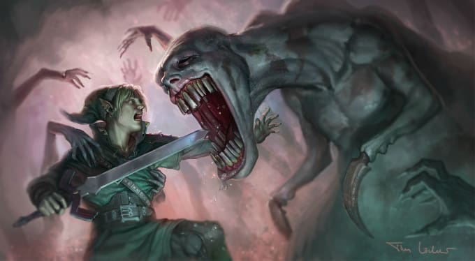 Dead Hand - Legend of Zelda: Ocarina of Time