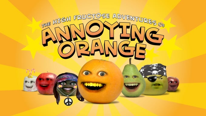 The Annoying Orange Show