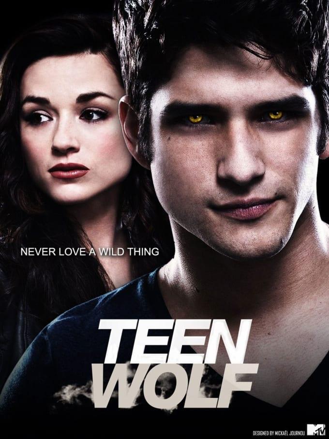 Teen Wolf: Lydia X Stiles X Malia