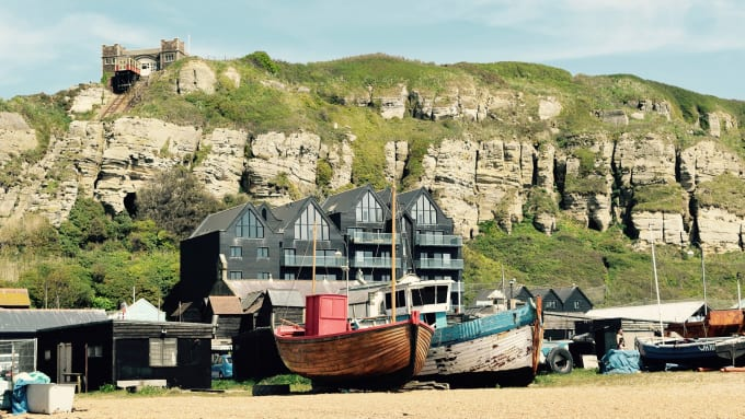 Hastings (image: Pixabay)