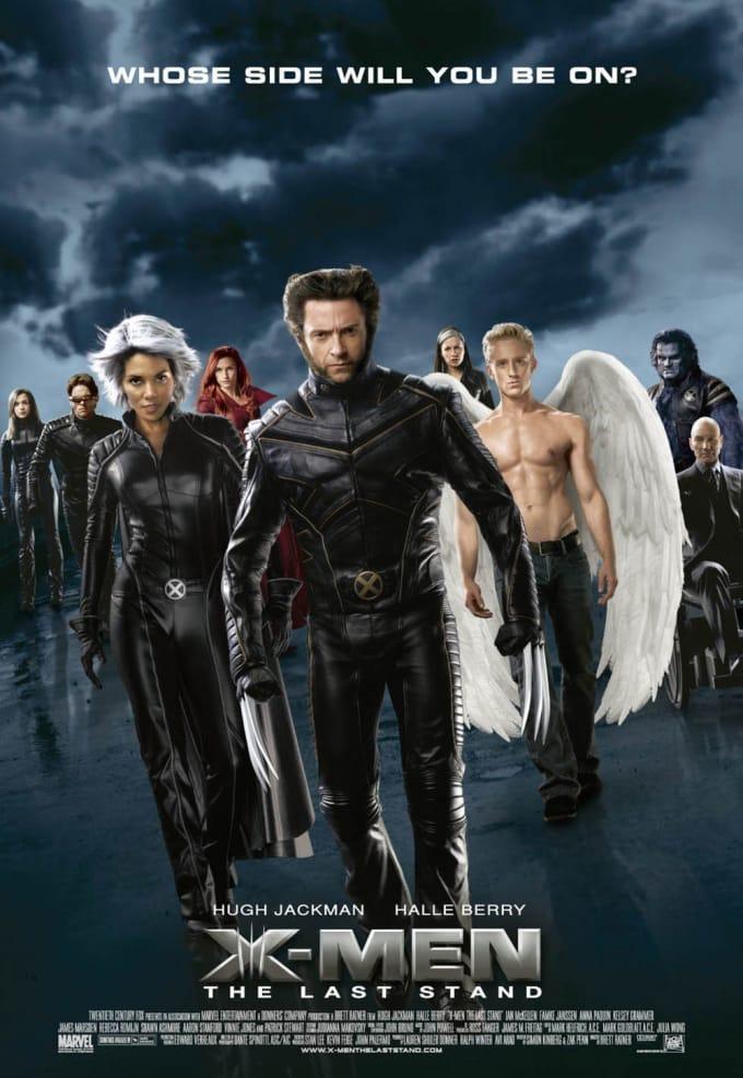X-Men: Cyclops X Jean X Wolverine