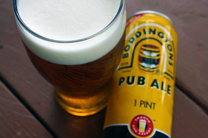 Boddingtons Beer