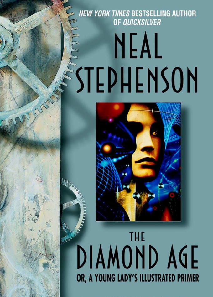 Nell from The Diamond Age: Or, A Young Lady's Illustrated Primer