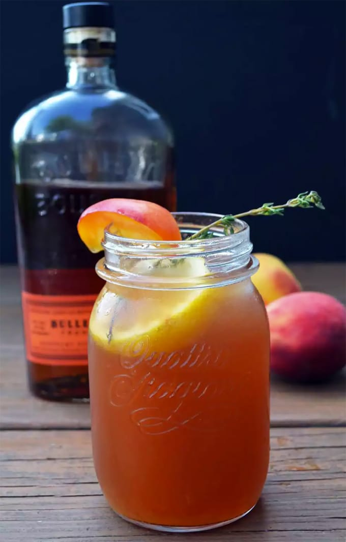 Spiked Southern Tea