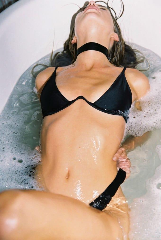 Avril Alexander by Cameron Hammond for Bamba Swimwear