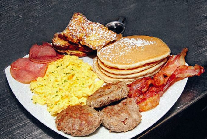 Teplitzky's (Atlantic City): Breakfast Challenge