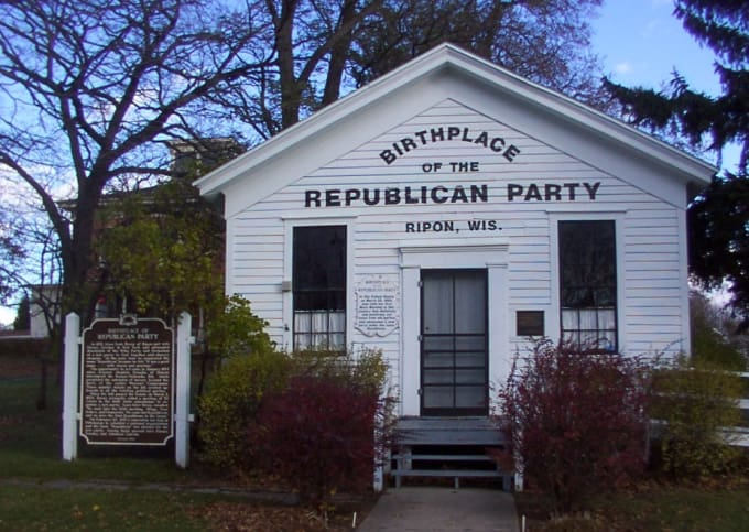 The Republican Party is actually the younger of the two main parties in the United States.