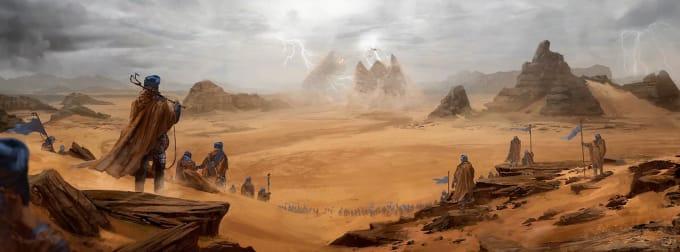 Arrakis... the New Iraq