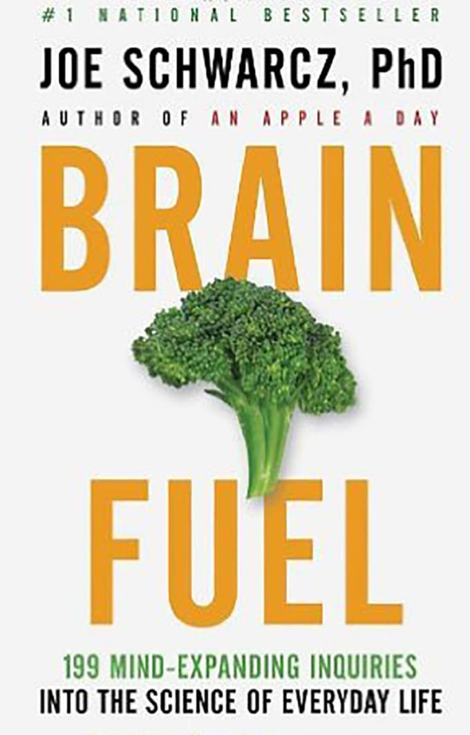 Brain Fuel by Joe Schwarz, PhD