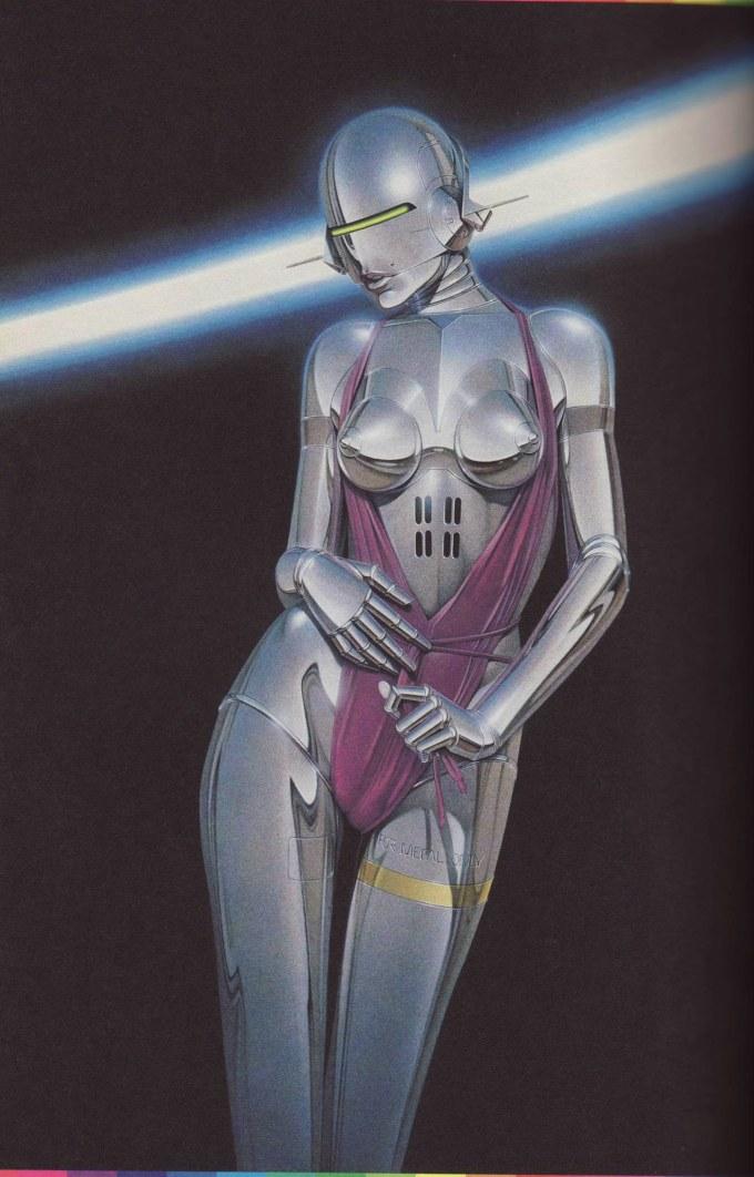 SexyRobot
