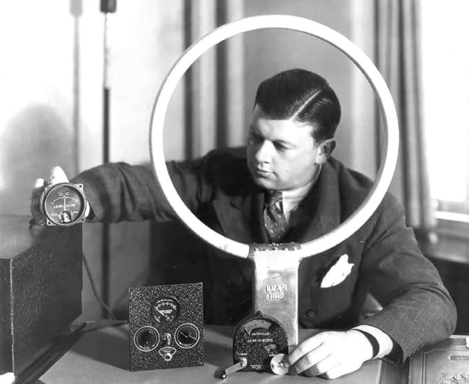 Bill Lear Inventor Electronics