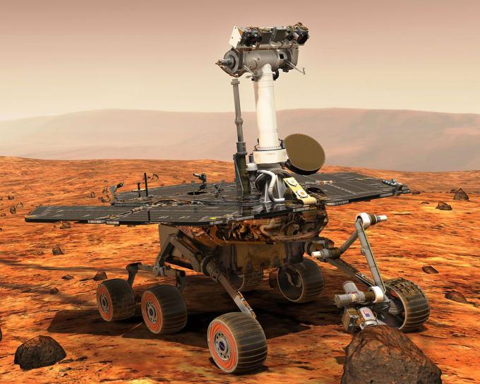 Spirit & Opportunity rover