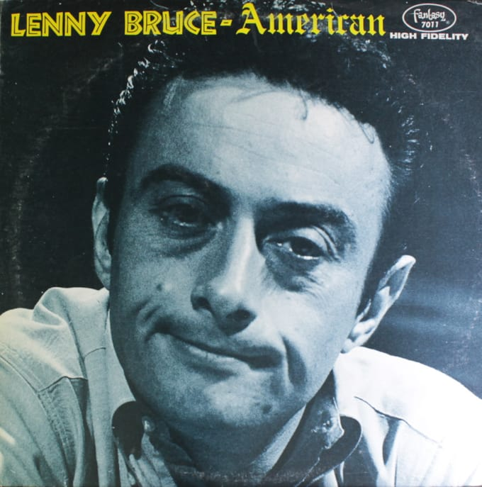 American by Lenny Bruce